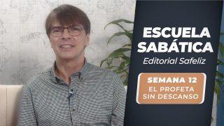 Sábado 11 de septiembre   Escuela Sabática Pr. Ranieri Sales