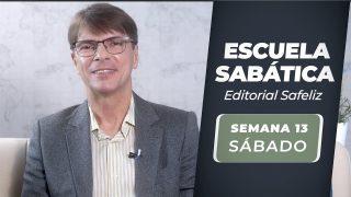 Sábado 18 de septiembre | Escuela Sabática Pr. Ranieri Sales